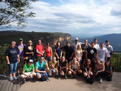 BLUE MOUNTAINS TOUR FOR STUDENTS