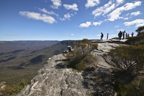 PRIVATE TOUR TO THE BLUE MOUNTAINS