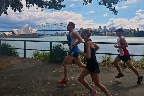 SYDNEY SIGHTRUNNING (SCHEDULED)