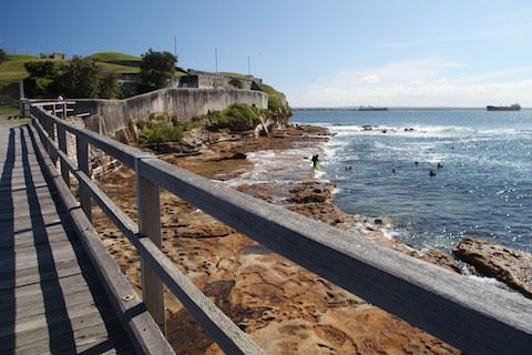 COASTAL SYDNEY SIGHTRUNNING (PRIVATE)