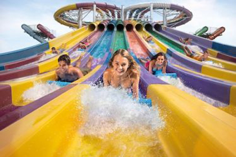 WET 'N' WILD SYDNEY TOUR- TRANSFERS, ADMISSION, PHOTOGRAPHY & MORE!