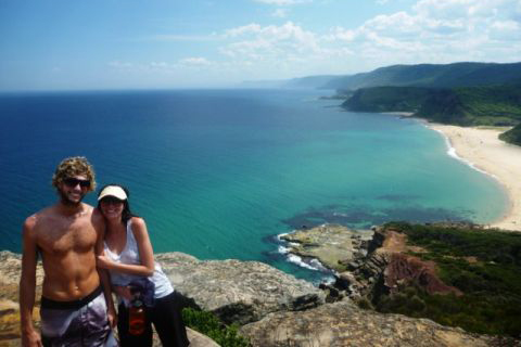 HONEYMOON IN THE ROYAL NATIONAL PARK