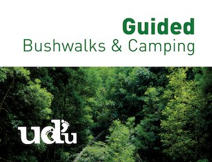 1 DAY GUIDED ADVENTURE BUSHWALK