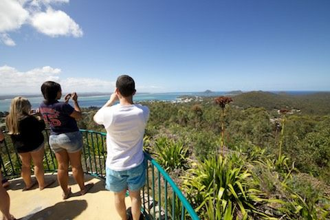 PRIVATE TOUR TO PORT STEPHENS
